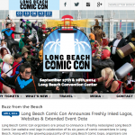 Long Beach ComicCon