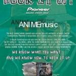 Pioneer AnimeMusic Ad #2