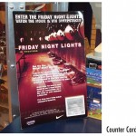 Nike/Friday Night Lights In-store POP #3