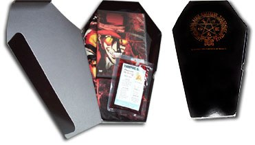 Hellsing anime Sales Kit
