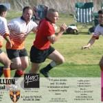 Rebellion Rugby Flyer