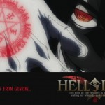 Hellsing Limited Edition Watch Postcard - Front