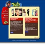 Tenchi Muyo Anime Website
