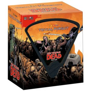 The Walking Dead Trivial Pursuit Comic Book game!